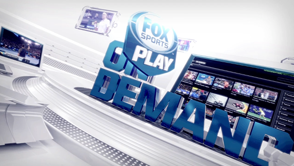 Fox Sports Play on Behance Fox sports, Play, Sports