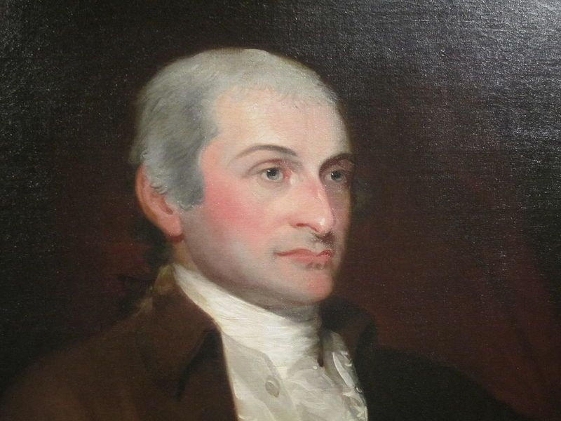 John Jay at National Portrait Gallery