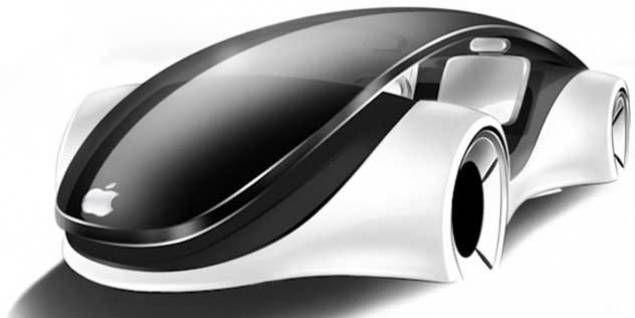 Un coche eléctrico marca Apple, proyecto Titán