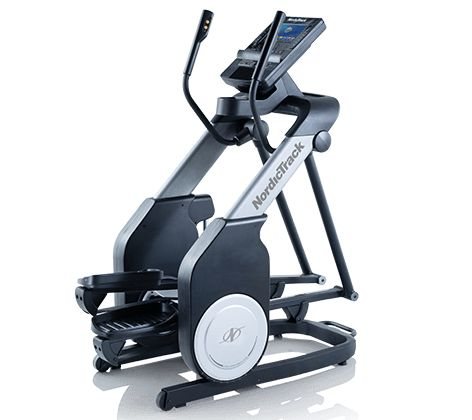 Nordic Track Free Stride No Equipment Workout Nordictrack At Home Gym