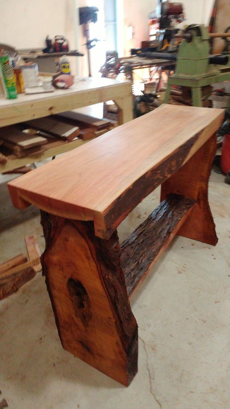 Mesa rustica Madera caoba de PR Jesus APerez Pinterest Wood