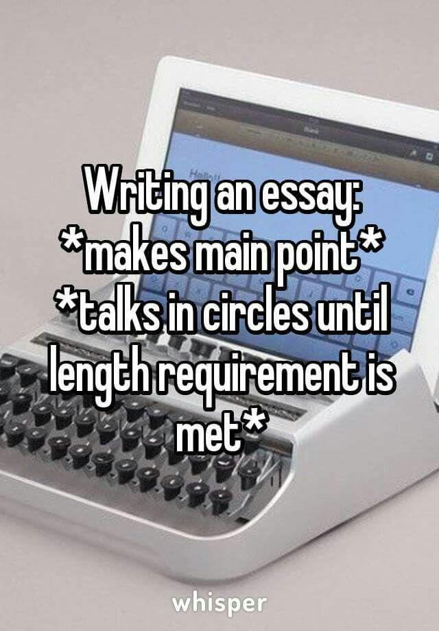 me myself and i college essay