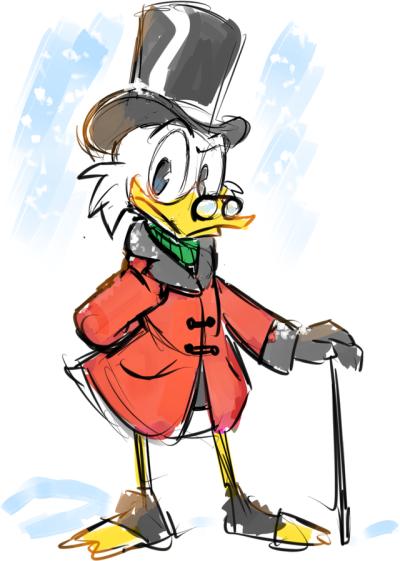 Scrooge Mcduck Disney Ducktales Scrooge Mcduck Duck Tales