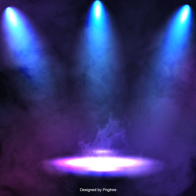 Stage Lighting Effects Vector Light