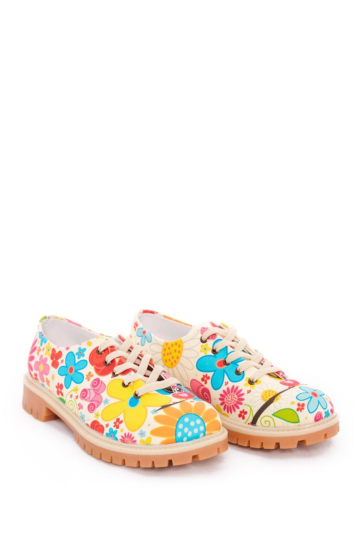Goby Floral Print Sneaker pfwmmiIvG