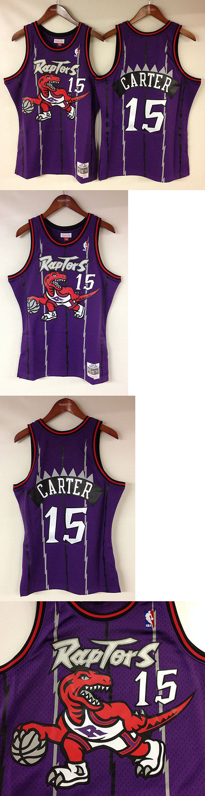 6c19ec8e5 Basketball-NBA 24442  Vince Carter Toronto Raptors Mitchell And Ness Nba  1998-1999