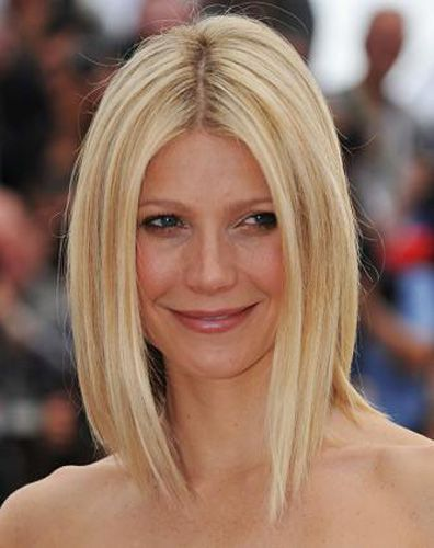 The Gwyneth Paltrow Long Thin Hair Long Bob Hairstyles Hair Styles