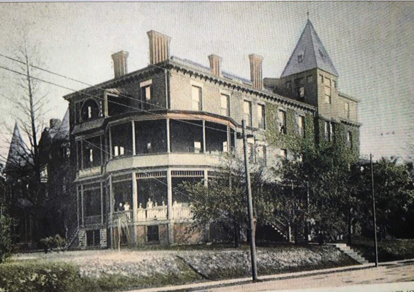 Bethesda oak hospital avondale late 1800s university