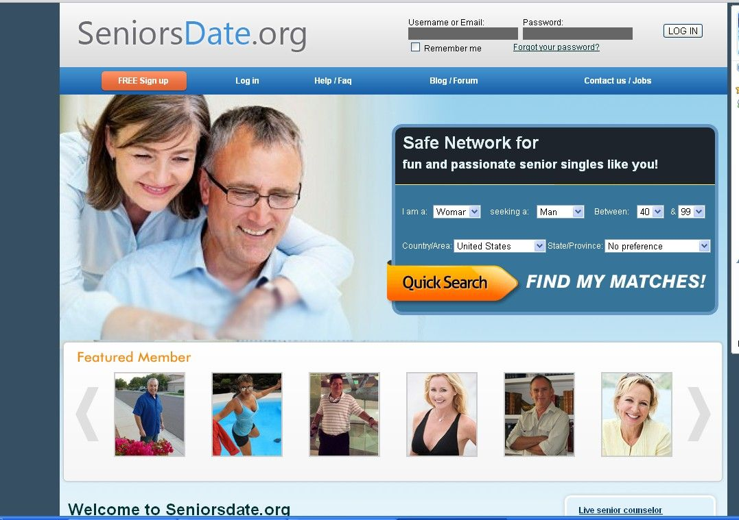age group dating sites