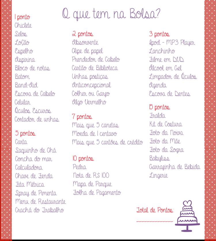 Solteiras Noivas Casadas  Chás Bingo para Casamento Brincadeiras Chá De  Fraldas 3dabbcd4d3a