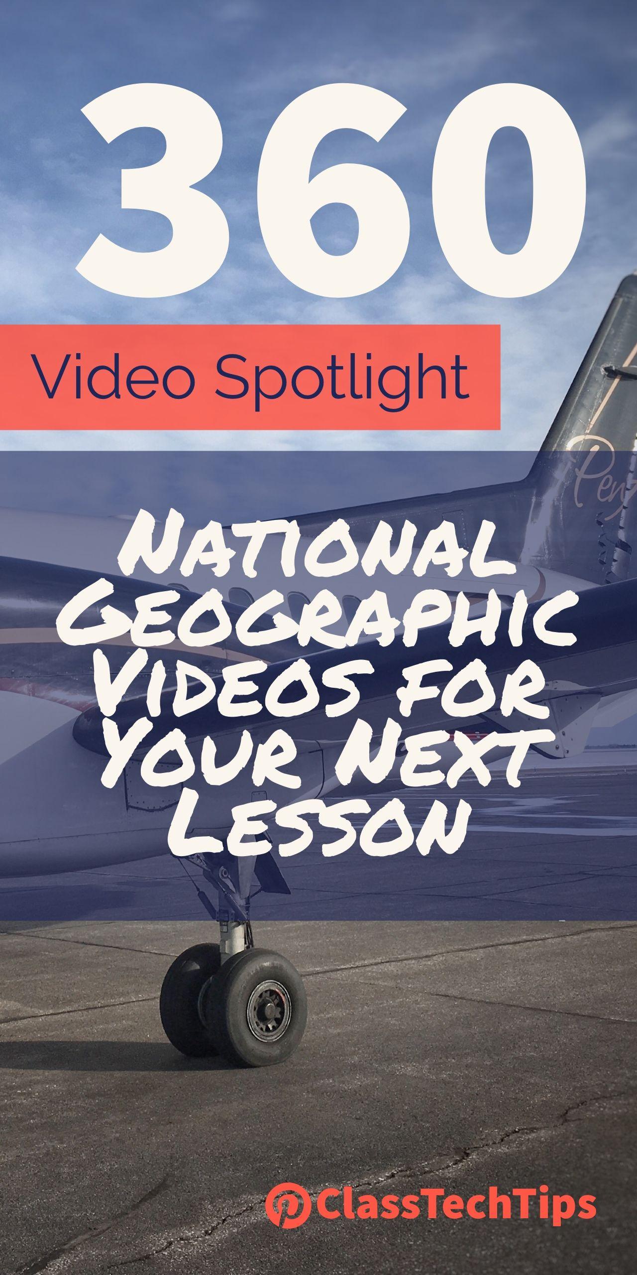 Nat Geo | National Geographic Videos | 360 Videos | Virtual Reality | Social Studies Videos | Science Videos