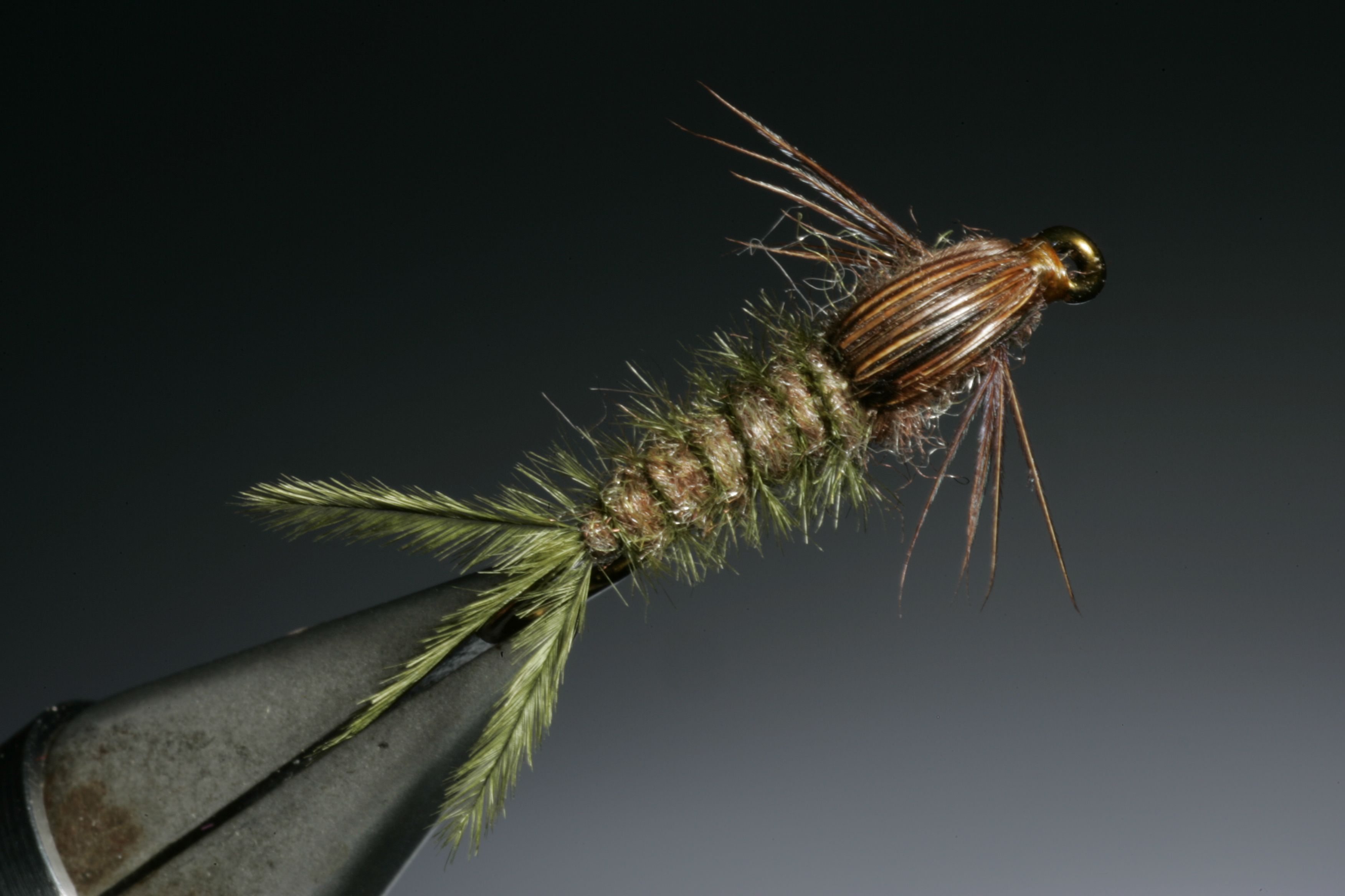 Nymph omaniac fly tying website and fly fishing for Fly fishing nymphs