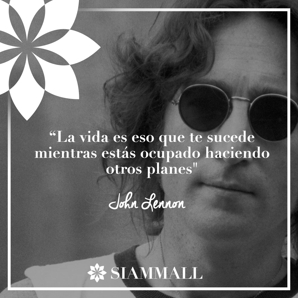 Siammall John Lennon Vida Tenerife