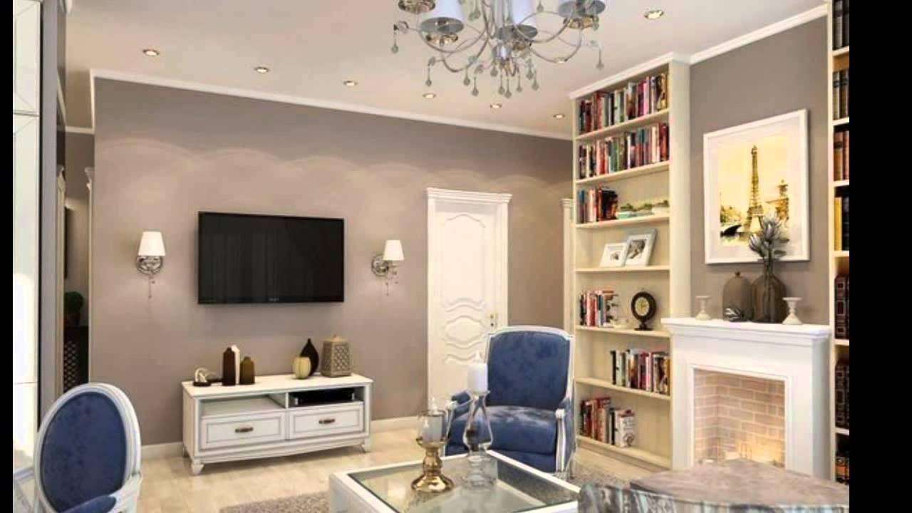 Beispiele Wandgestaltung Wohnzimmer