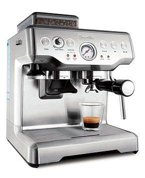 Breville Bes860xl Espresso Machine Barista Express Coffee Espresso Kitchen Mac Home Espresso Machine Espresso Coffee Machine Breville Espresso Machine