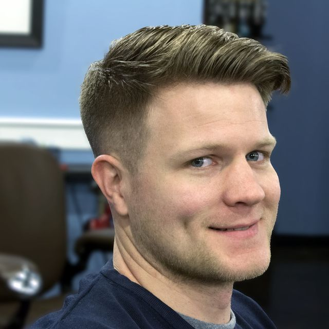 Mens Hair Trends For Spring Summer 2013 Patrick Tight Tapered