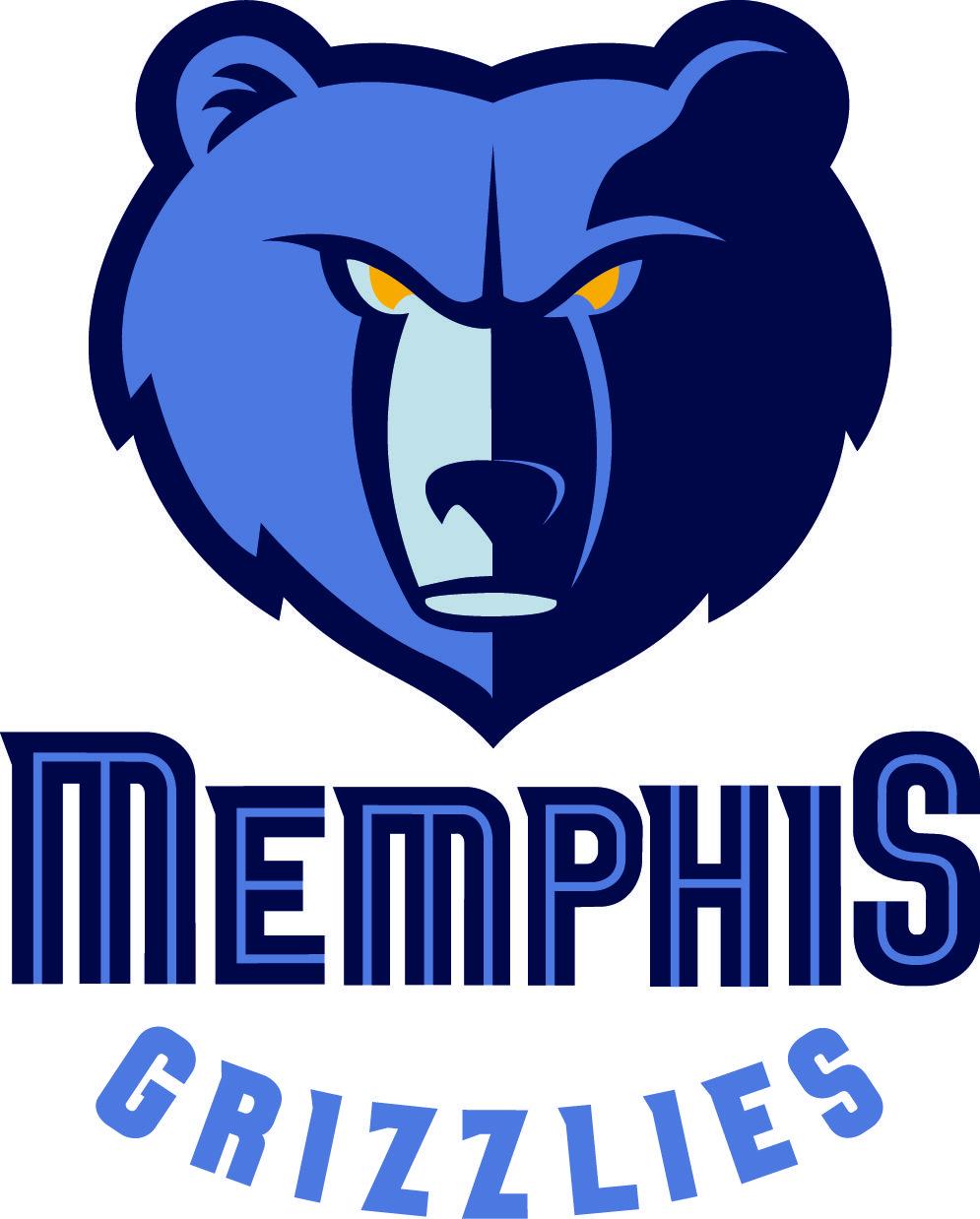 memphis grizzlies logos memphis