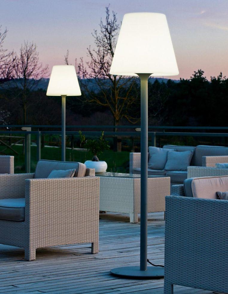 Garten Stehleuchten Dekor Luxrico Com Aussenboden Designer Stehleuchten Lampe