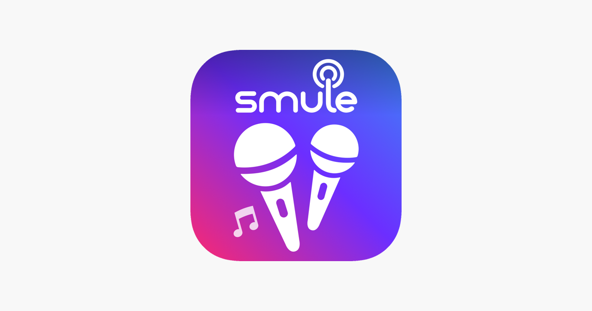 ‎Love music? With Smule, you can sing and make music with