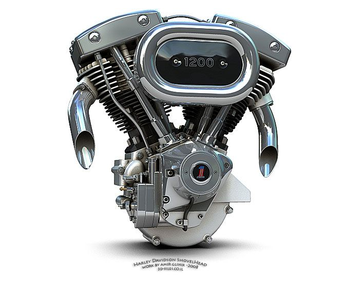 harley+davidson+engines | Made from 70-84. Has an alternator, VIN ...