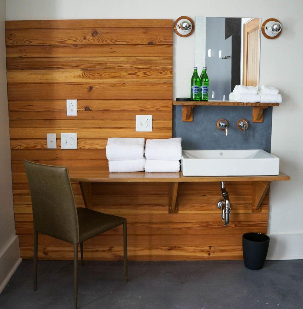Gallery | New orleans hotels, Vanity, Vanity area