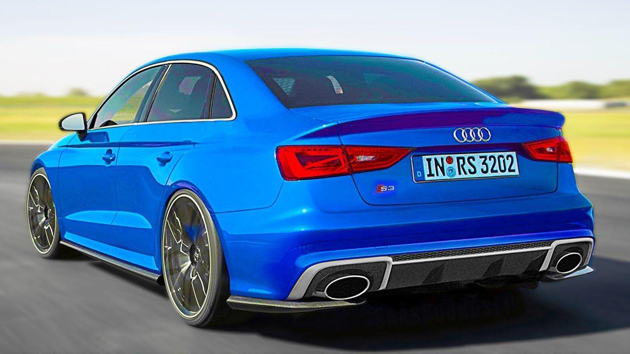 Audi Rs3 Vs Audi S3 Sedan Acceleration 0 300km H Audi Rs3 Sedan