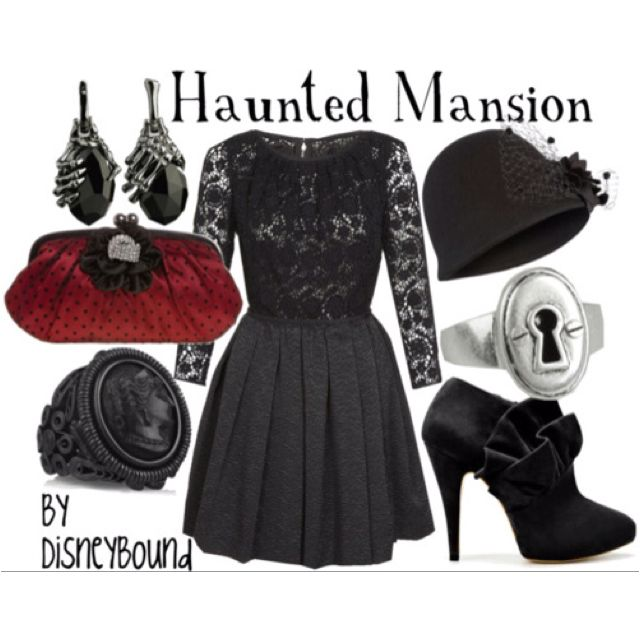 Welcome Foolish Mortals, To The Haunted Mansion! I Am Your