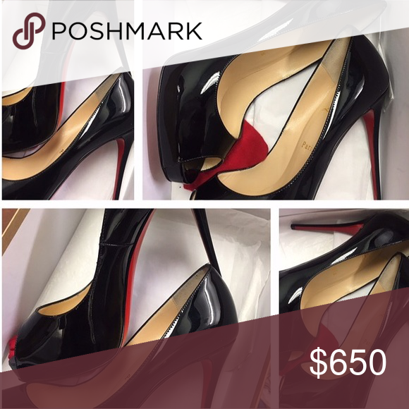 8c83a6e7722 Brand New Red bottoms! Brand new never worn, comes with box. Size 38 ...