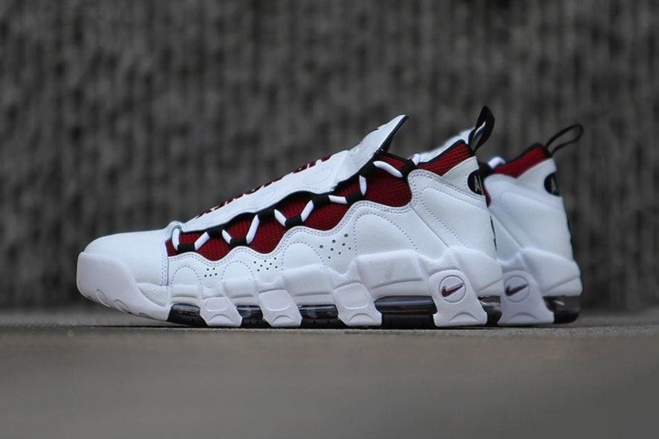 Nike Drops the Air More Money in Red