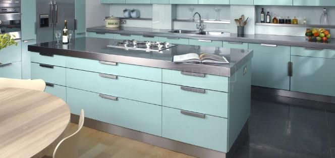 Stainless Steel Kitchen Worktops – Made to Measure