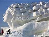 Bing Amazing Pictures   Amazing Snow Sculptures - Bing Images  WHAT!!!????