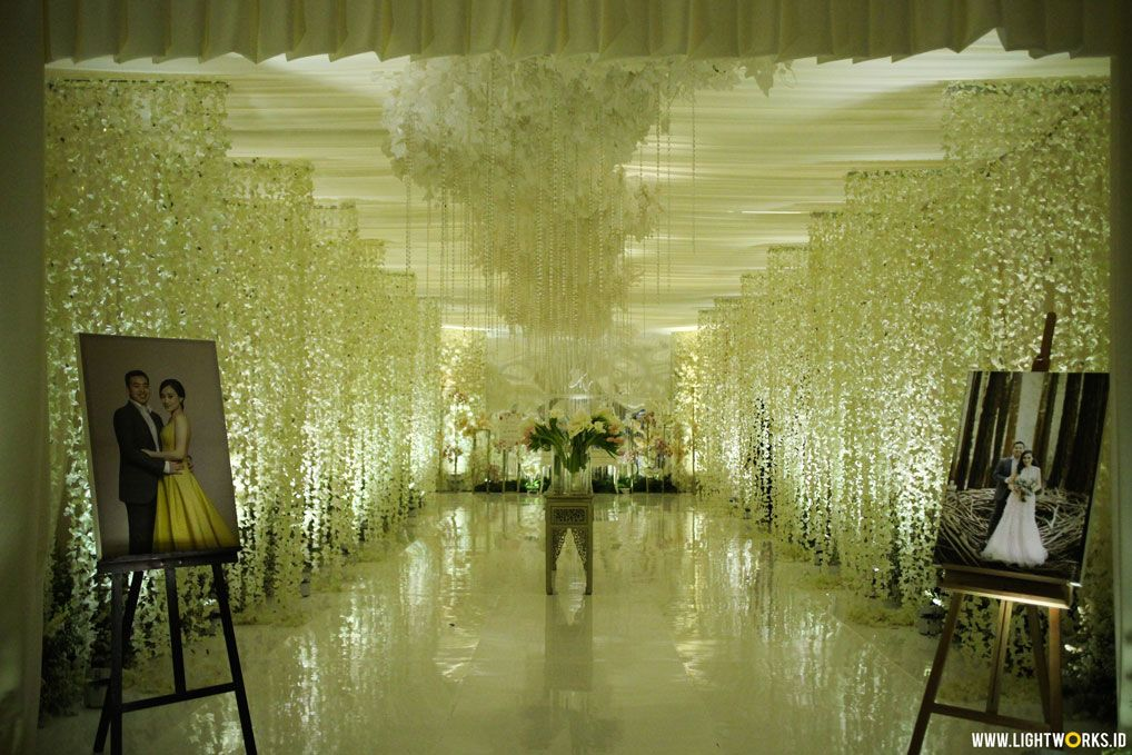 Wedding of David and Aurelia Venue at Fairmont Jakarta