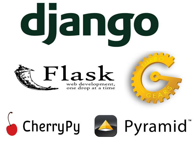 Here is the top 5 best python frameworks for web