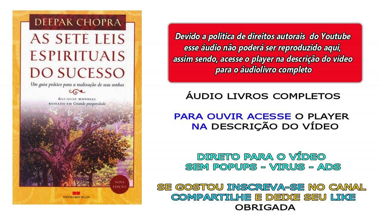 Audio Livro Audiobook Deepak Chopra Voce Me Completa Livros E A