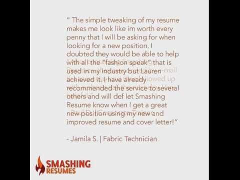Smashing Resumes reviews Smashing Resumes Reviews Pinterest - review my resume