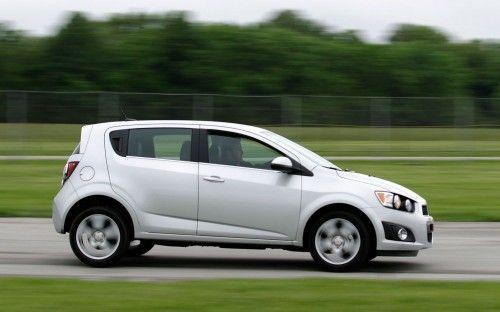 2012 Chevrolet Sonic Hatchback Images 6 Chevrolet Car