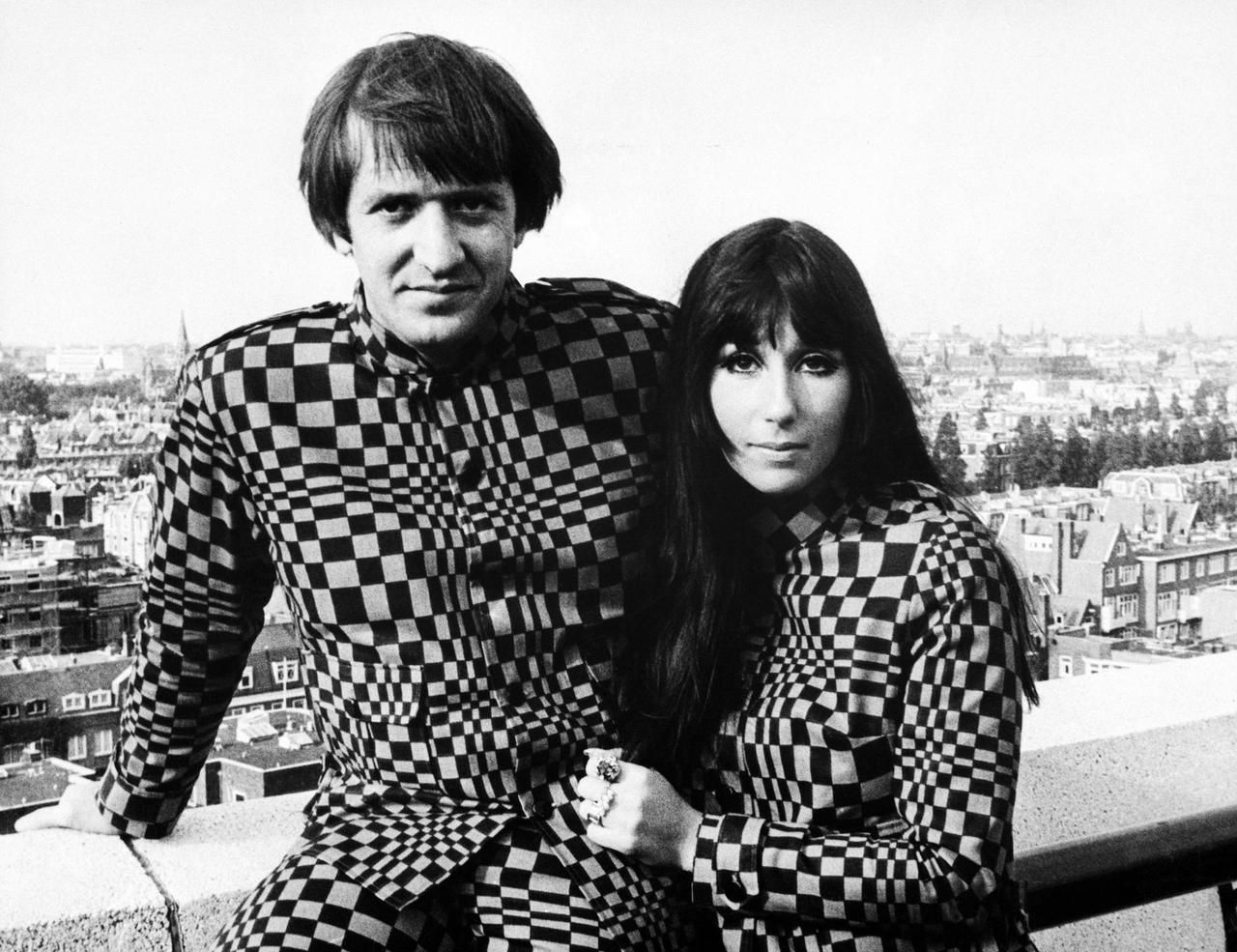 SONNY & CHER outtake from Austin Powers late 60s