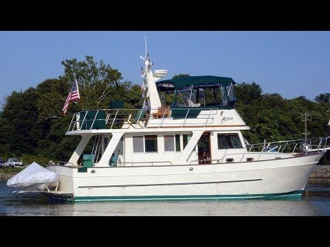 40 Mariner Trawler for Sale | Trawlers | Antares | Curtis Stokes