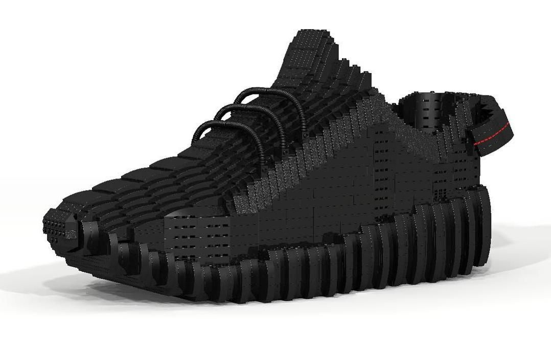 Adidas Yeezy Boost on
