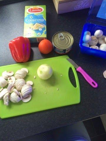 Homemade Recepten: Gevulde paprika