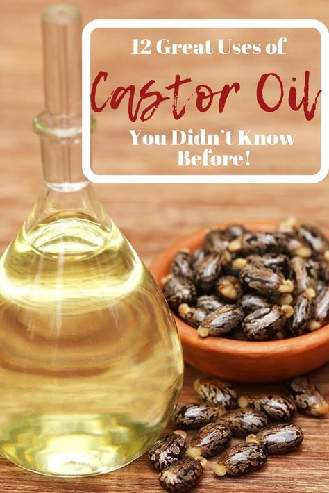 12 Great Uses of Castor Oil You Didn't Know Before! is part of Health remedies - Castor oil is one of the most beneficial natural oils, and it has potent medicinal, antioxidant, and curative properties  It is derived from the Ricinus communis plant, and it is never used as cooking oil  It is rich in minerals, proteins, and various nutrients  Always make sure you use cold pressed, organic, extra virgin castor…