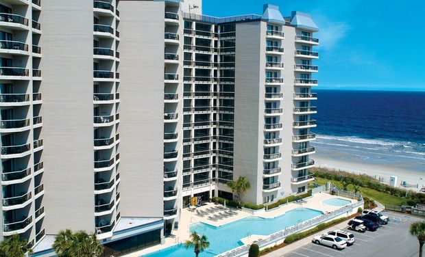 Carolina Winds Myrtle Beach Sc Stay At In