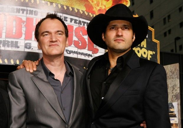 Watch Quentin Tarantino Discusses His Career With Robert Rodriguez In Recent 1 5 Hour Conversation Quentin Tarantino Robert Rodriguez Quentin Tarantino Films