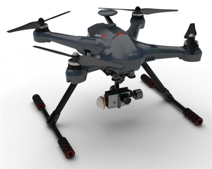 FPV Quadcopter Drone With Camera Visit Our Site For The Latest News On Drones Cameras