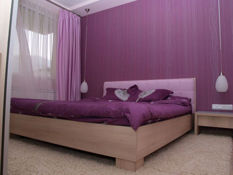 Camera Da Letto Rosa E Viola : 40 idee per colori di pareti per la camera da letto idee pittura