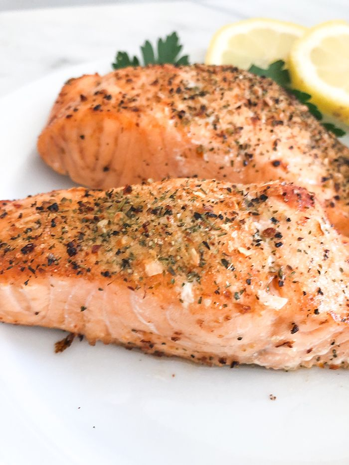 Photo of Air Fryer Salmon – Healthy and Delicious! – Recipe Diaries