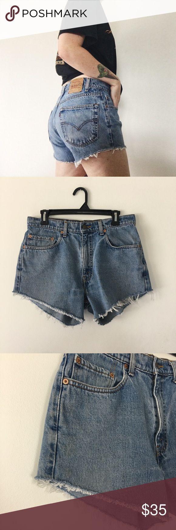 Vintage High Rise Levi's 505 Denim Cutoff Shorts High waisted 505 style  These...  - My Posh Picks - #Cutoff #Denim #High #Levis #Picks #Posh #Rise #Shorts #Style #Vintage #Waisted #denimcutoffshorts Vintage High Rise Levi's 505 Denim Cutoff Shorts High waisted 505 style  These...  - My Posh Picks - #Cutoff #Denim #High #Levis #Picks #Posh #Rise #Shorts #Style #Vintage #Waisted #denimcutoffshorts Vintage High Rise Levi's 505 Denim Cutoff Shorts High waisted 505 style  These...  - My Posh P #denimcutoffshorts