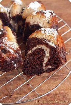 Bizcocho De Petit Suisse De Fresa Y Chocolate En Mi Nube De Azucar Bizcocho Fresas Con Chocolate Bizcocho De Limón