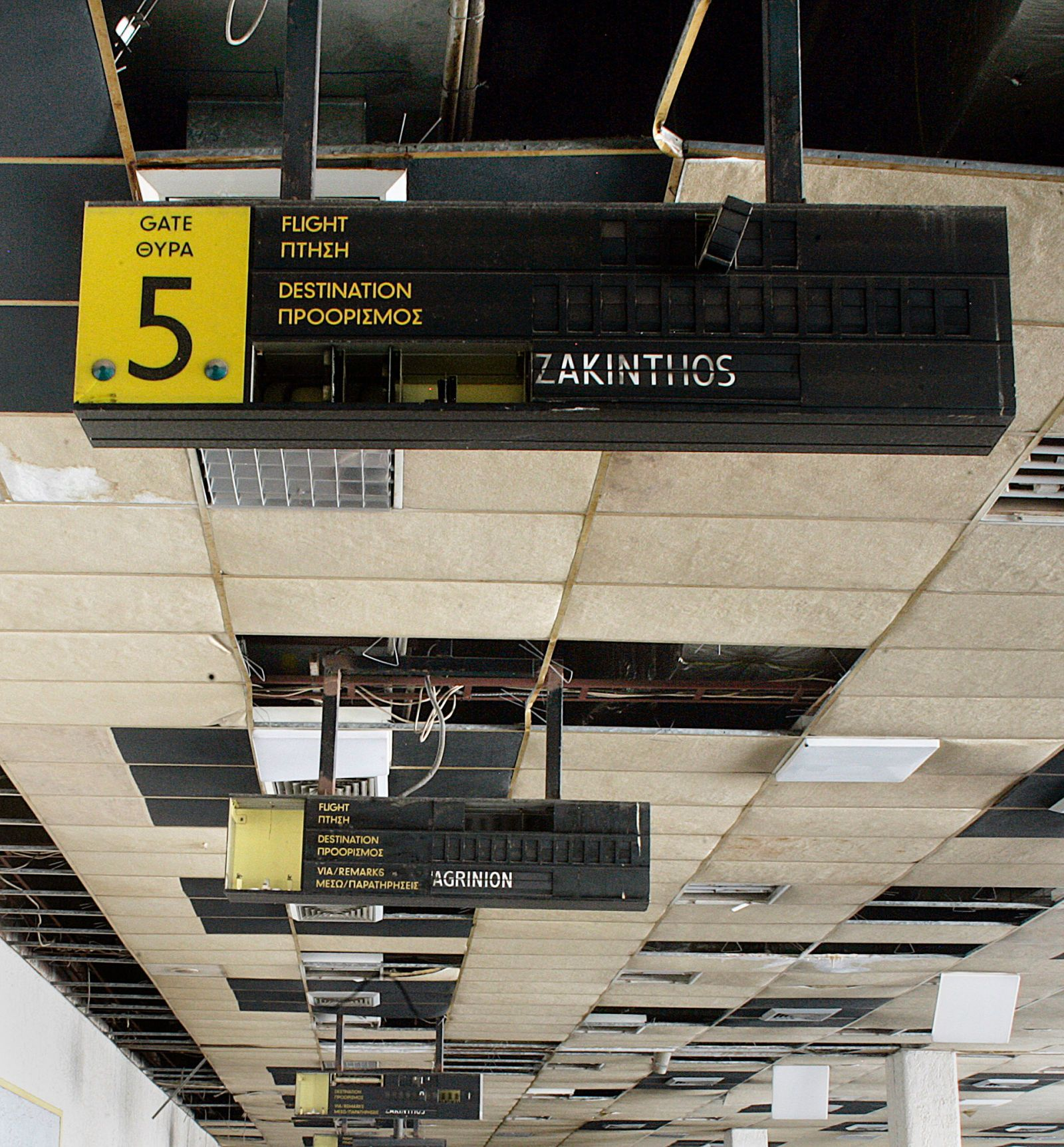 Athens' Abandoned International Airport Is Incredibly