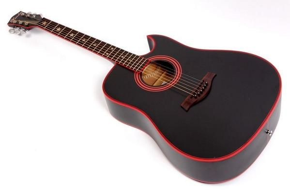 Latestpricedrops On Twitter Black Acoustic Guitar Acoustic Guitar